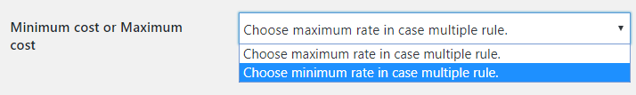 Minimum or Maximum