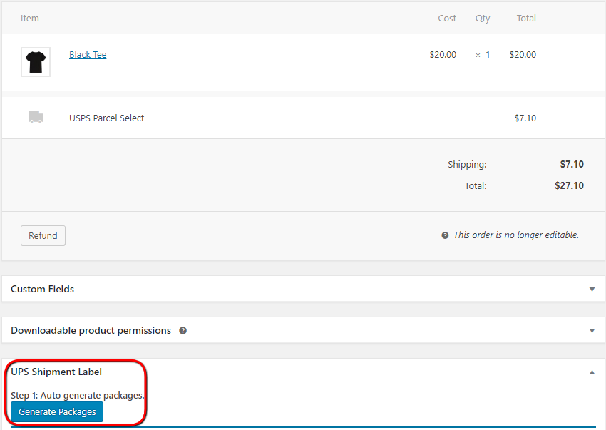 bf047480c Setting Up WooCommerce UPS Shipping Plugin - PluginHive