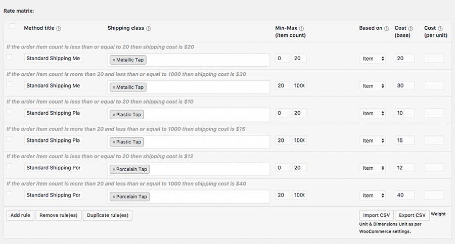 Shipping-rules-inside-plugin-settings