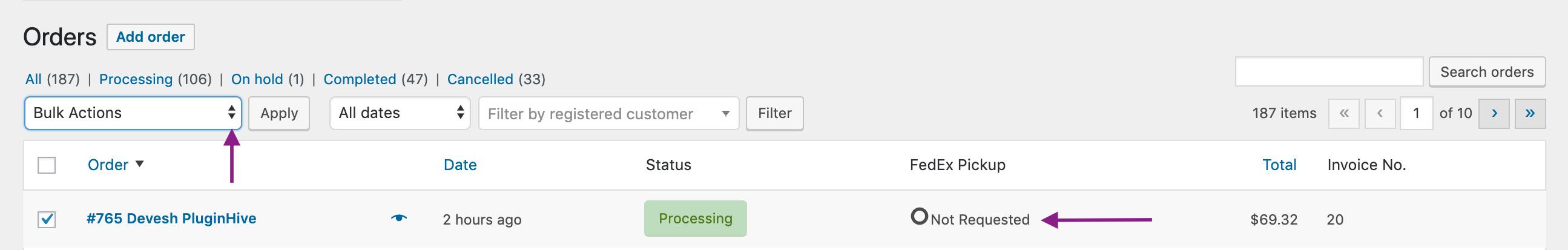 fedex shipment tracking