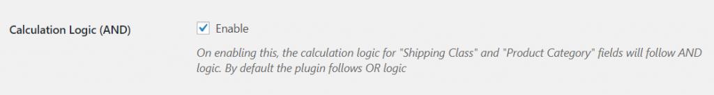AND logic