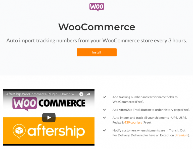 Top 5 Paid WooCommerce Shipment Tracking Plugins - PluginHive