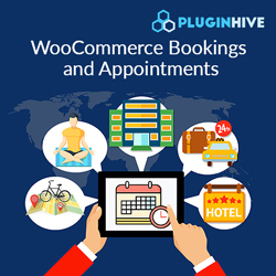 WooCommerce bookings logo
