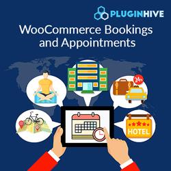 WooCommerce bookings logo