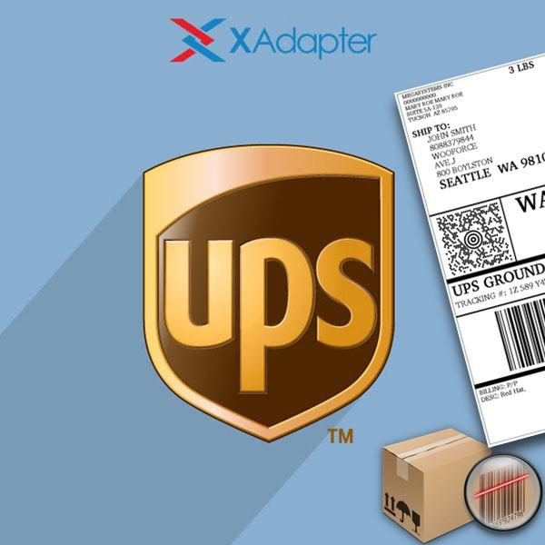 WooCommerce UPS shipping plugin