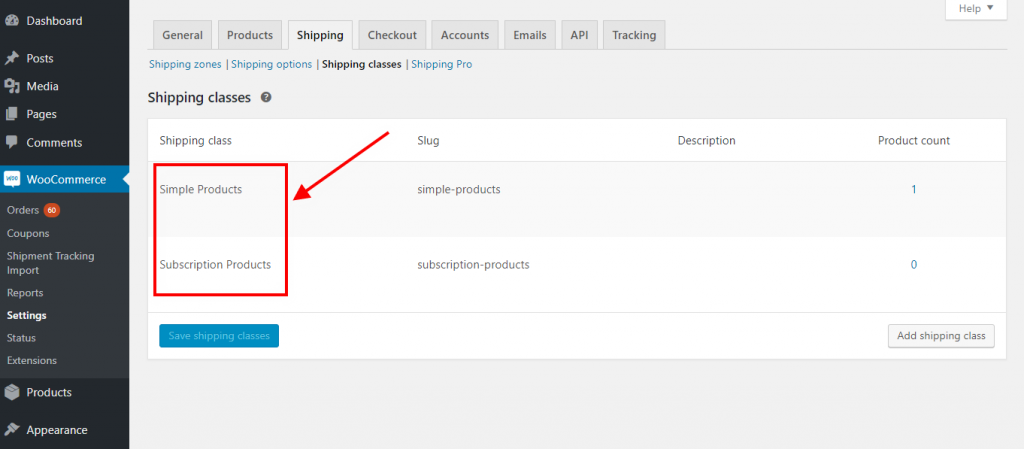 Handle the Shipping for Standard & Subscription Products with Ease