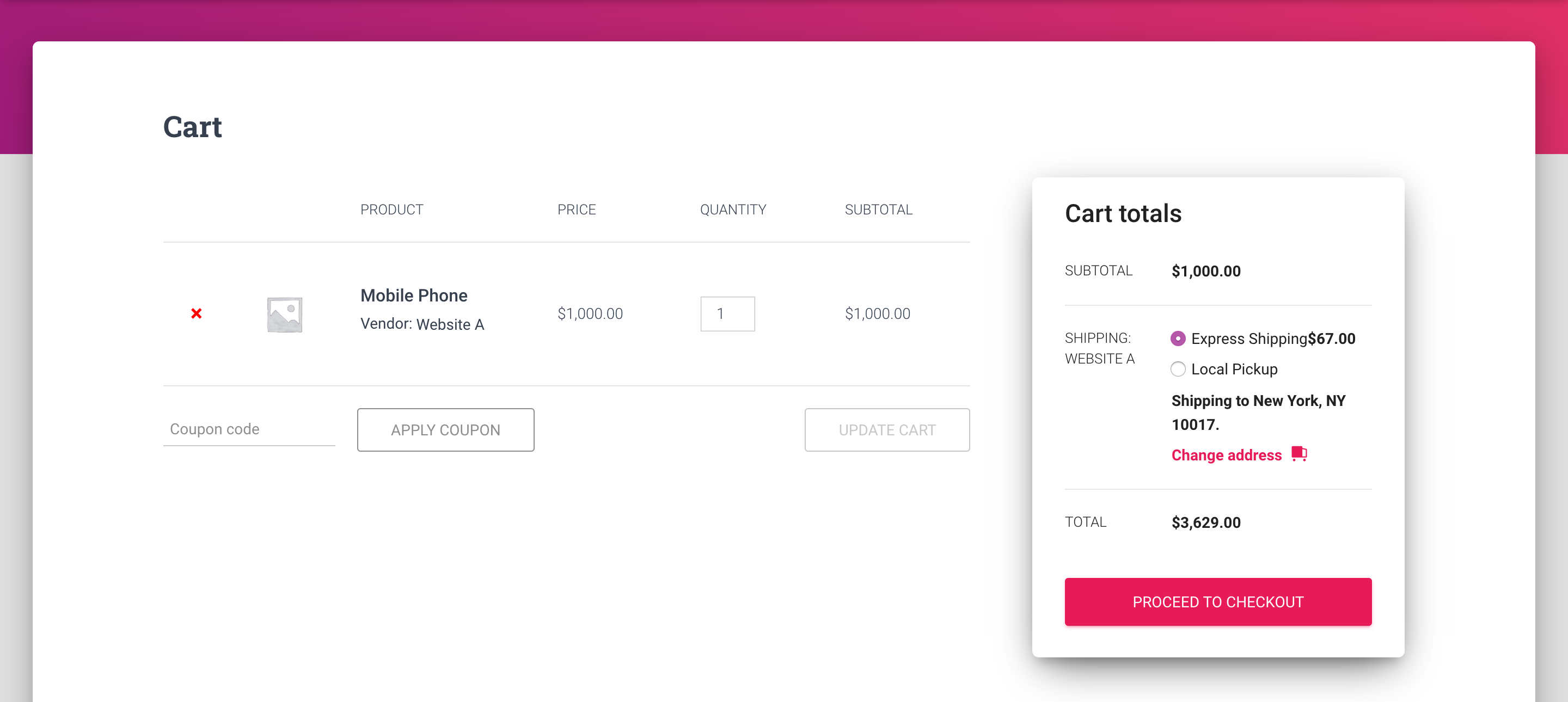 reorder woocommerce shipping methods