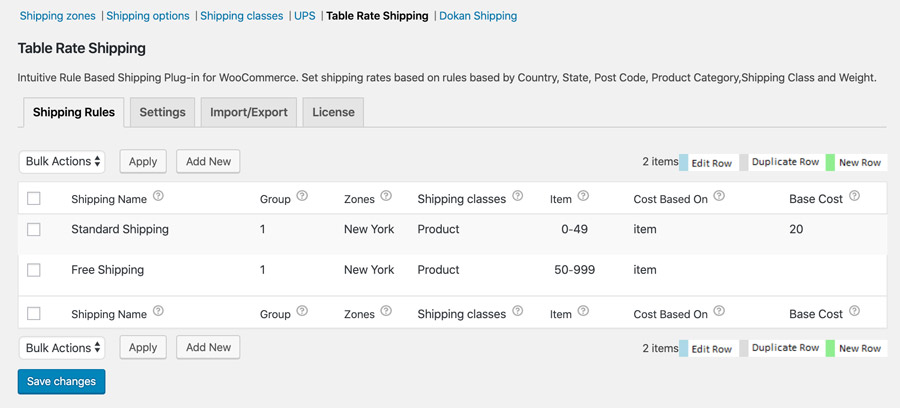 woocommerce-table-rate-shipping-settings-page