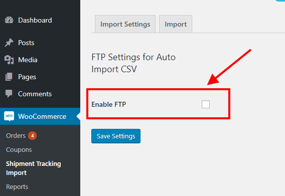 WooCommerce Tracking - Now Import Your Tracking Details