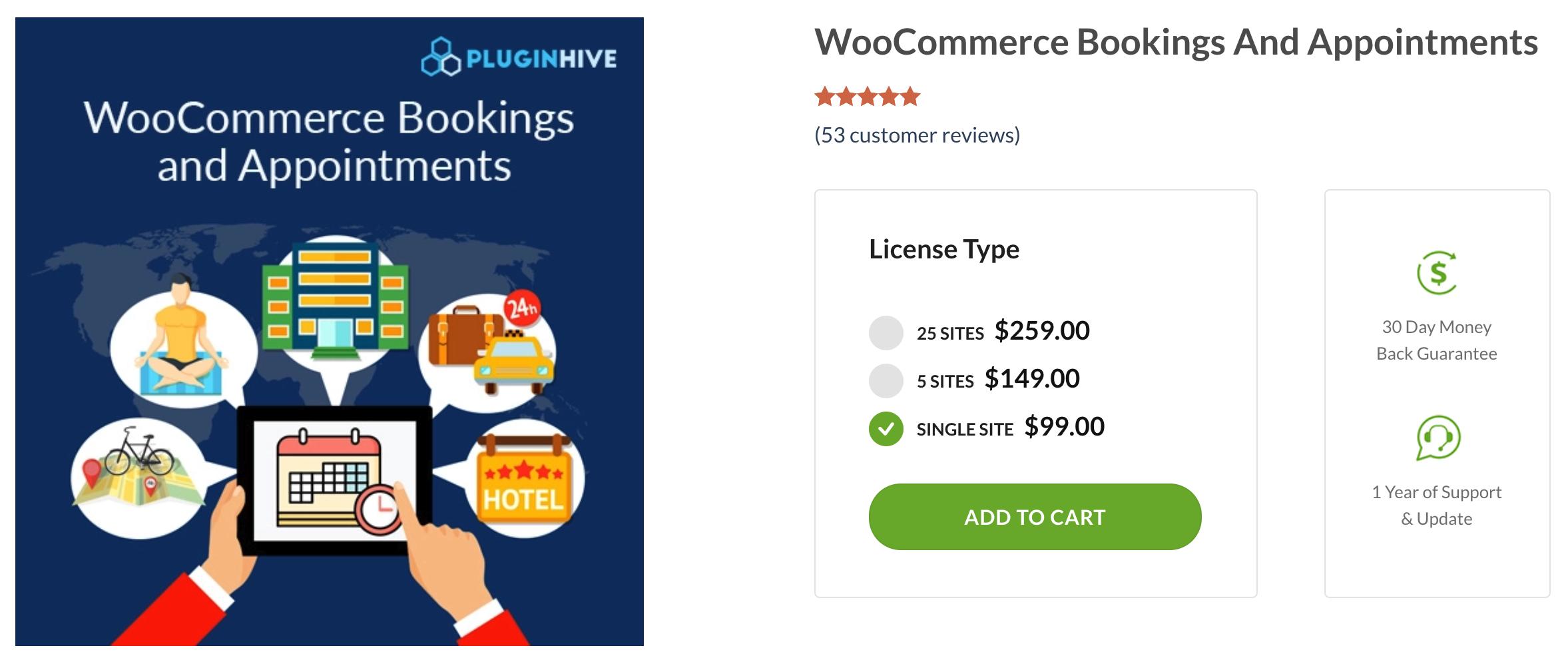 woocommerce class registration plugin