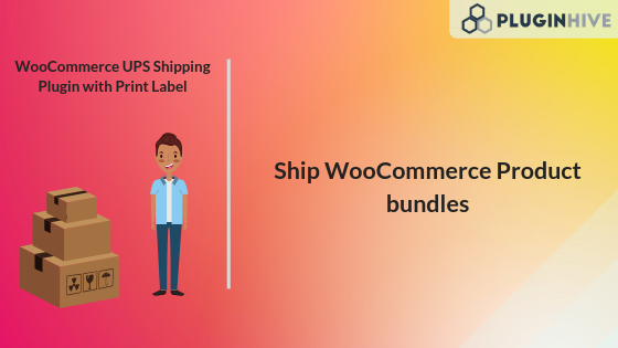Ship WooCommerce product bundles