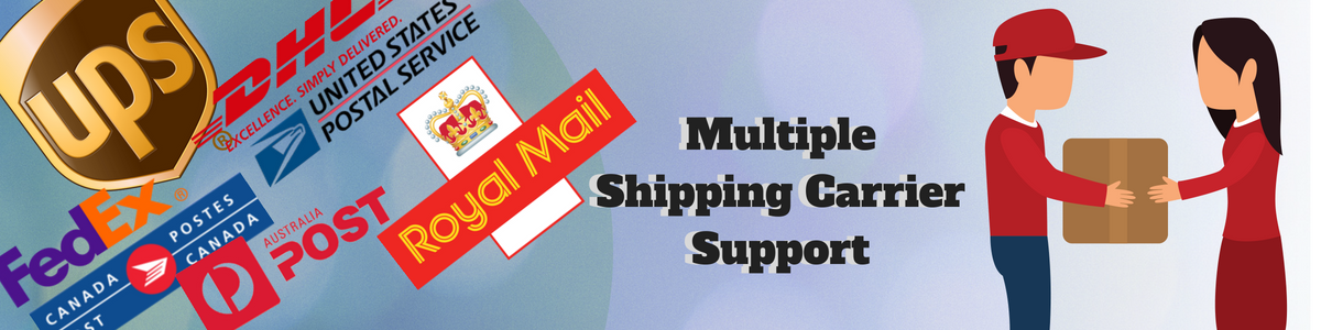 Multiple Shipping Carrier Support