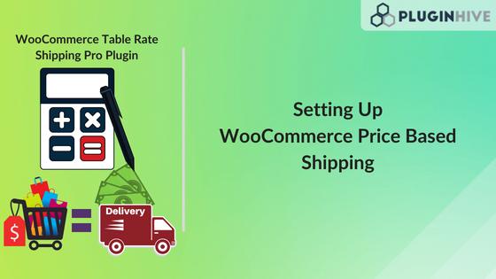 Price based shipping