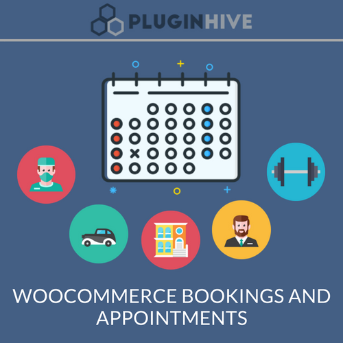 WooCommerce Bookings & Appointments plugin