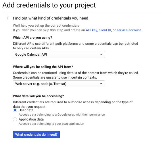 How to Set up Google Calendar Sync using WooCommerce