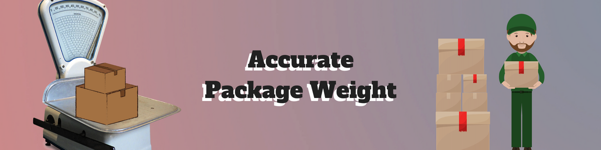 Accurate Package Weight
