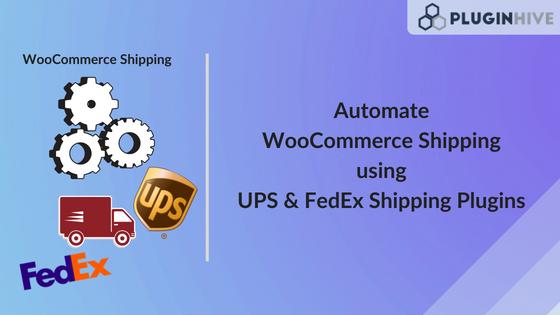 Automate WooCommerce Shipping