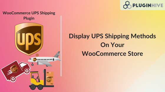 UPS Shipping Methods