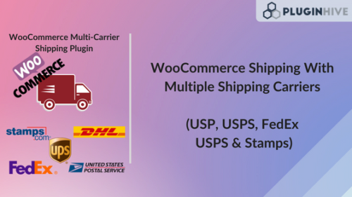 WooCommerce Multi-Carrier Shipping Plugin