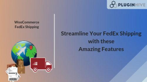 WooCommerce-FedEx-Shipping
