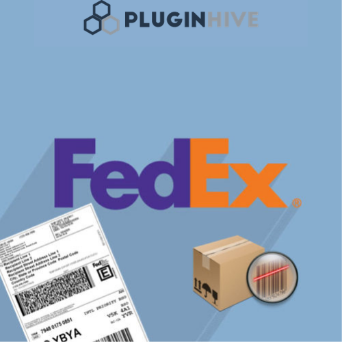 WooCommerce FedEx Shipping Plugin with Print Label