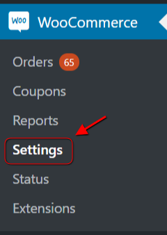 woocommerce shipping classes settings