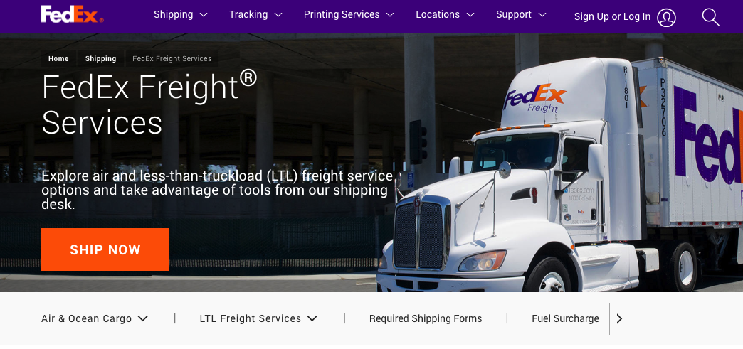 What Is Freight Shipping >> Fedex Freight Shipping With Woocommerce Faqs Pluginhive