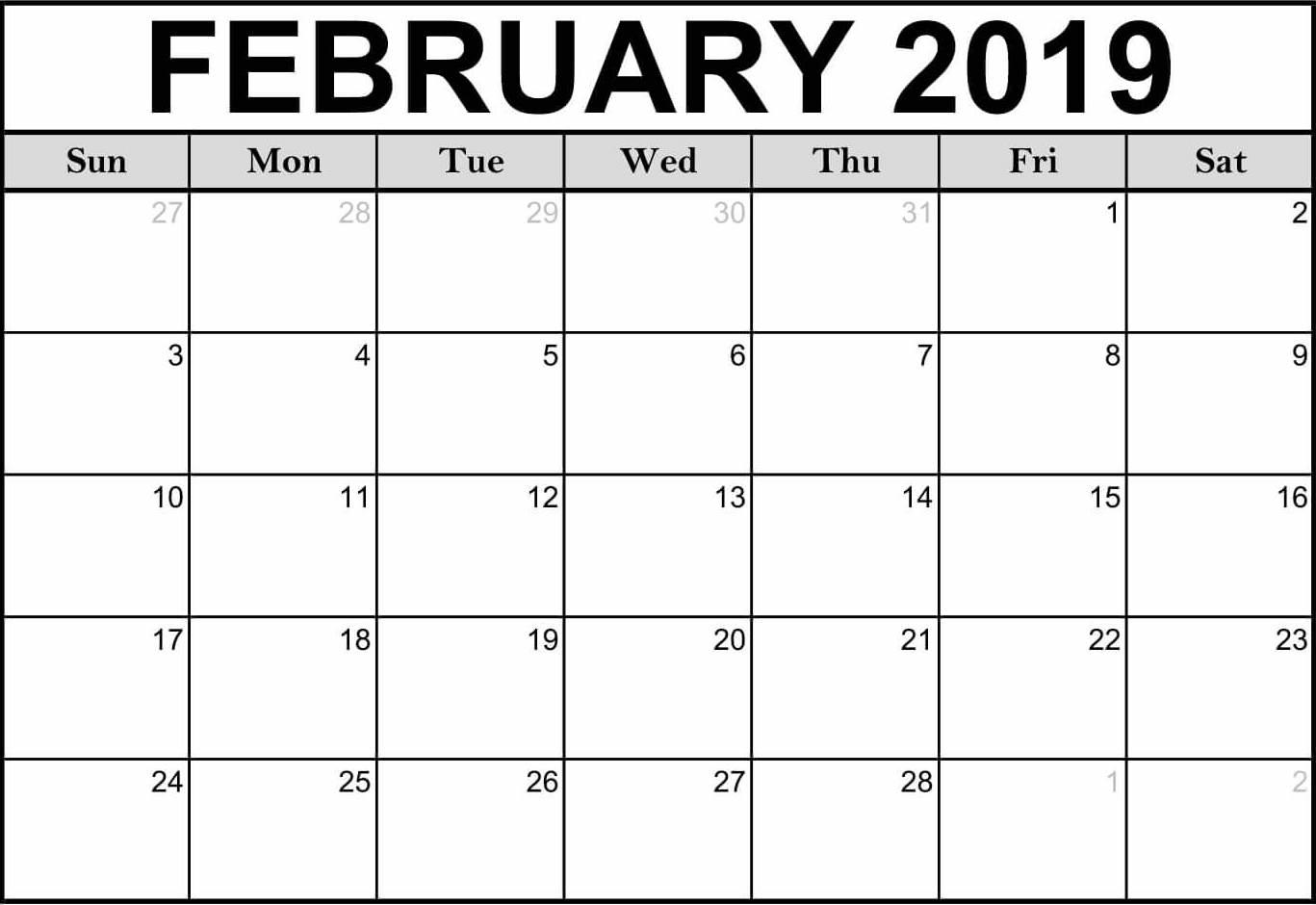 february-2019-calendar