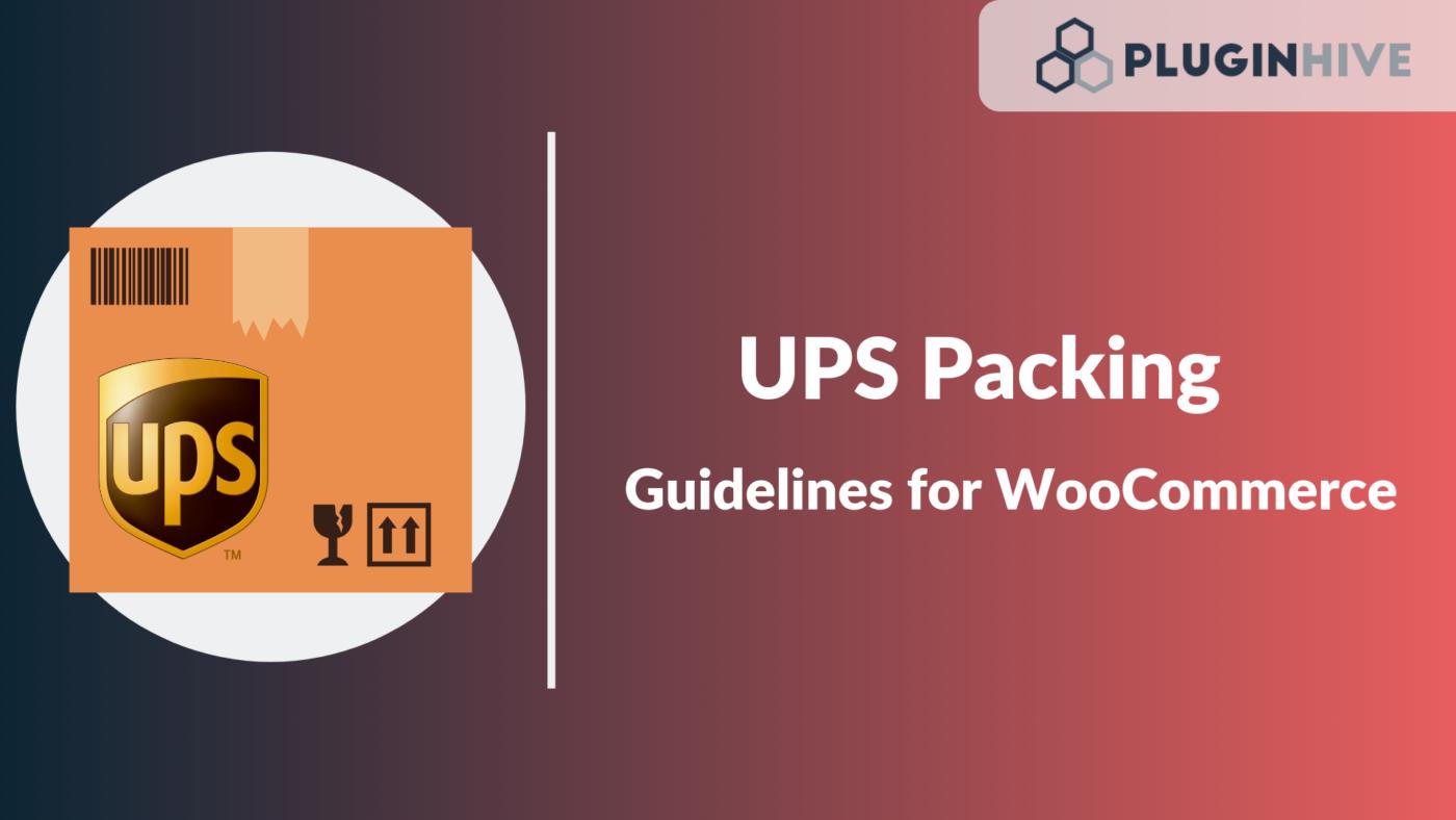 UPS Packing