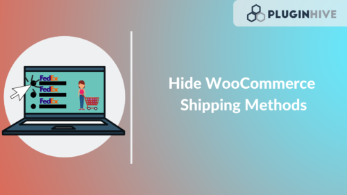 Hide WooCommerce Shipping Methods