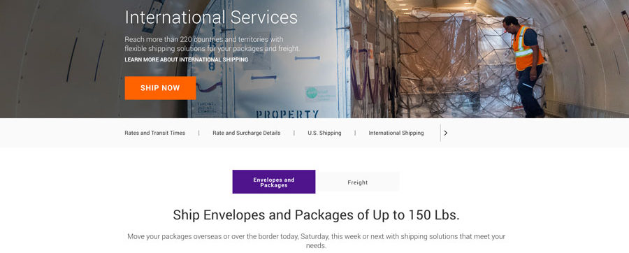 fedex-international-shipping-services