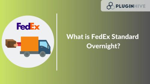fedex standard overnight
