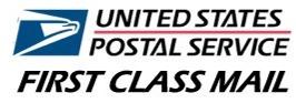USPS First Class