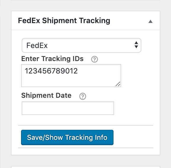 fedex smartpost tracking