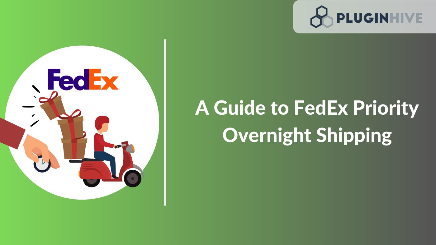 fedex priority overnight