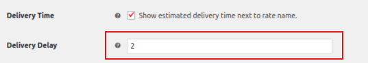 Canada Post Estimated Delivery