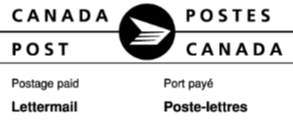 Canada Post LetterMail