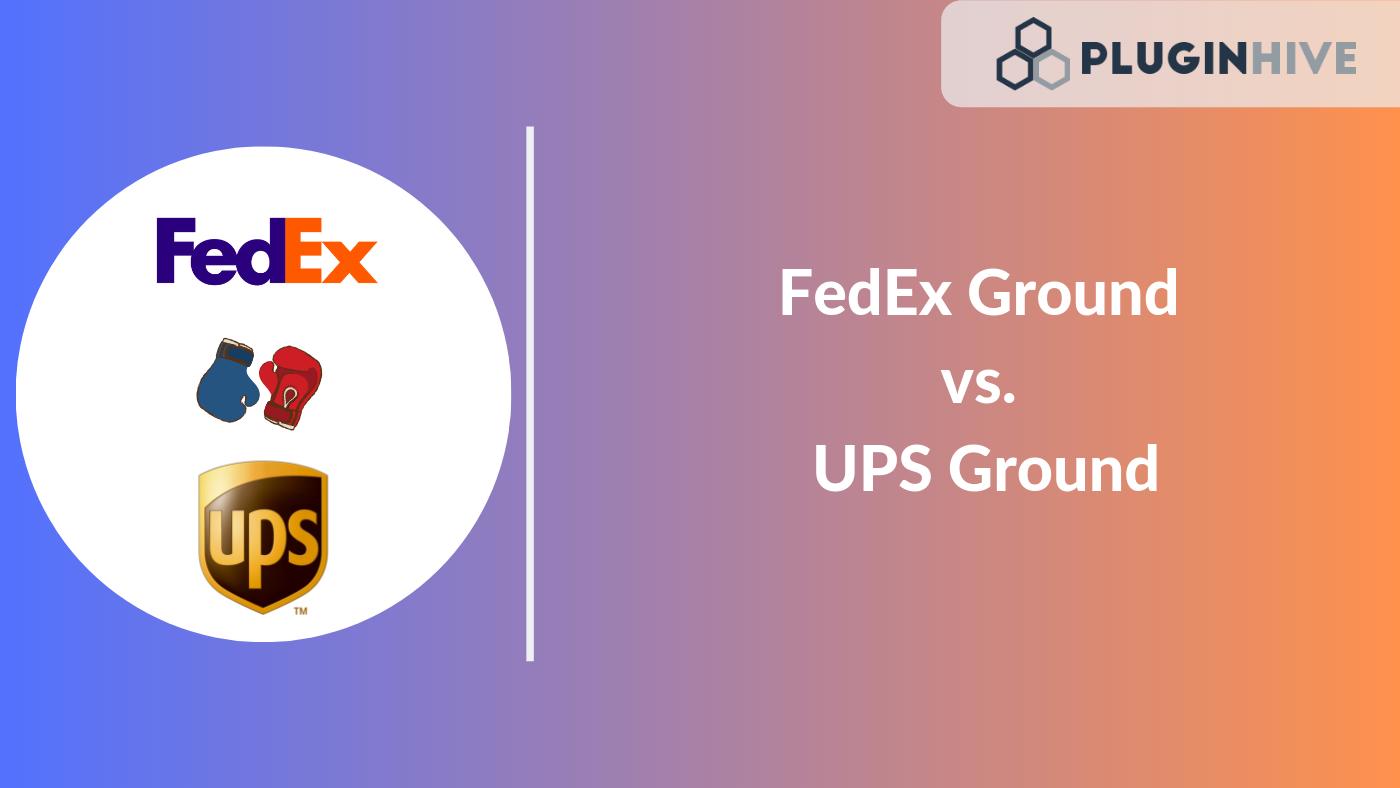 fedex ground vs ups ground