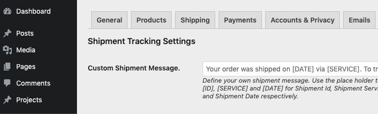 WooCommerce Tracking