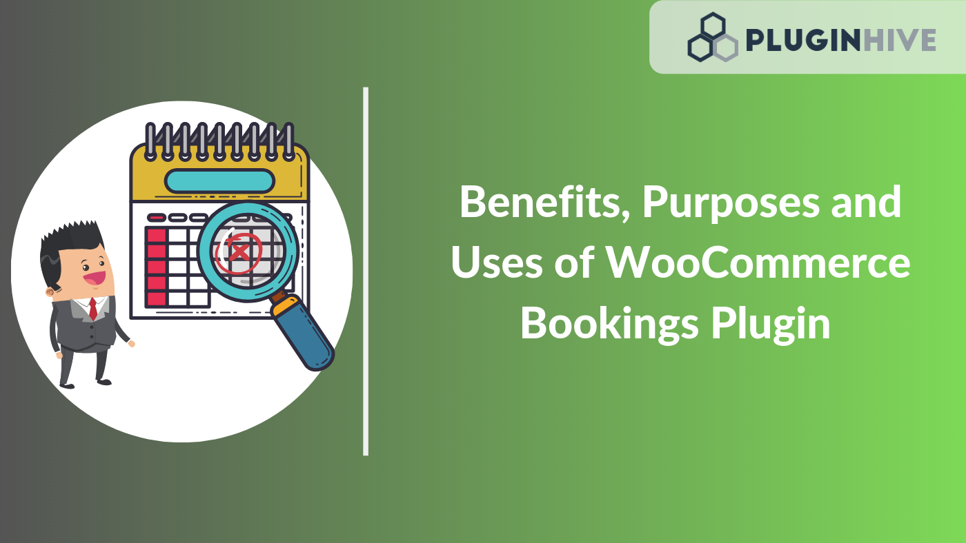 woocommerce bookings plugin
