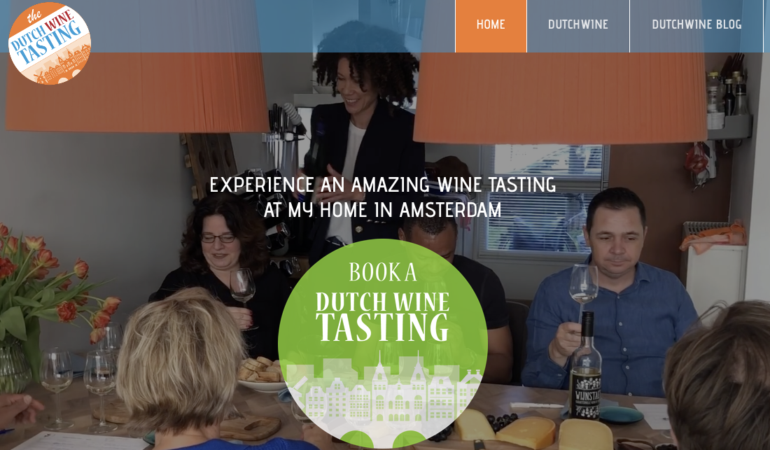 Dutch Wine Tasting