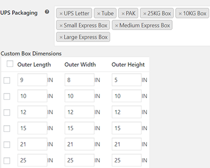 WooCommerce UPS Shipping Plugin with Print Label