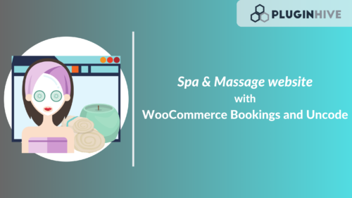 spa and massage woocommerce bookings