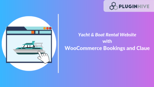 woocommerce bookings boat