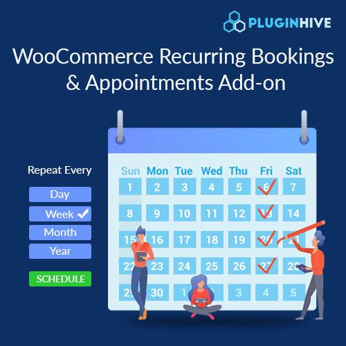 Recurring bookings