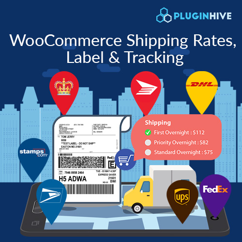 WooCommerce-shipping-rates-label-tracking