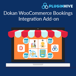 dokan woocommerce bookings integration