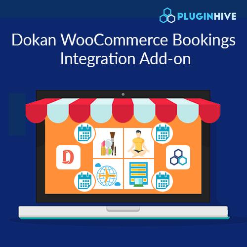 dokan woocommerce bookings integration