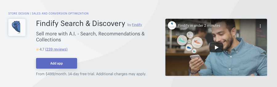 Findify-Search-Discovery