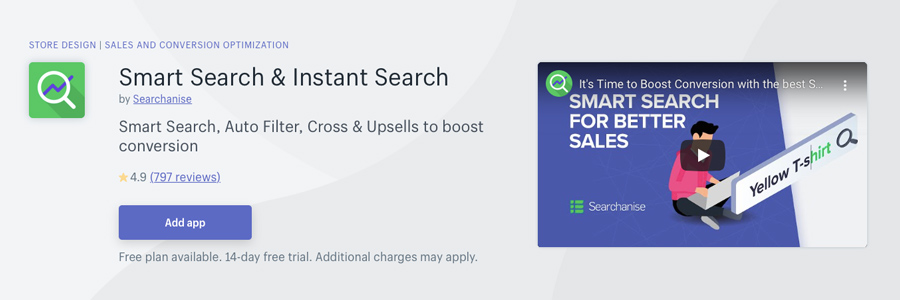 Smart-Search-Instant-Search